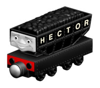 Mattel Thomas & seine Freunde Medium Metall Lokomotive Hector