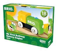 BRIO 63370500 Mein erste Batterielok