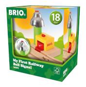 BRIO 63370700 Mein erstes Glockensignal