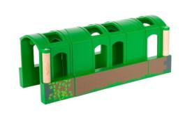 BRIO 63370900 Flexibler Tunnel