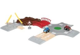 BRIO 63381900 Auto-Spiels. Stadt u. LandD
