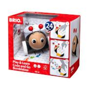 BRIO 63015400 Code and Go Bumblebee