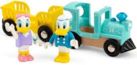 BRIO 63226000 Donald & Daisy Duck Train