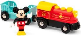 BRIO 63226500 Mickey Mouse Battery Train