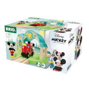 BRIO 63227000 Mickey Mouse Train Station