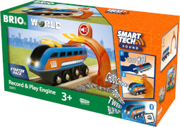 BRIO 63397100 Record & Play Engine (Smart Te