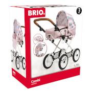 BRIO 63891375 Doll Pram Combi Droplets