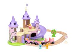 BRIO 63331200 BRIO Disney Princess Traumschloss Eisenbahn-Set