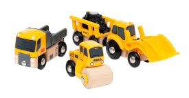 BRIO 63365800 BRIO Baustellenfahrzeuge
