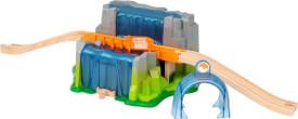 BRIO 63397800 Smart Tech Sound Wasserfall-Tunnel
