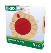 BRIO 63336100 Mechanische Drehscheibe