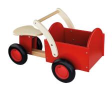 Rutscher mit rotem Kasten