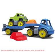 BIG-Power-Worker Mini Monstertruck-Set