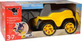 BIG Power-Worker Maxi Loader, Kunststoff, bis 50 kg, ca. 73x32x30 cm, ab 3 Jahre