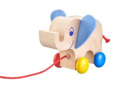 Selecta Yambo,Nachzieh Elefant, 13,5cm