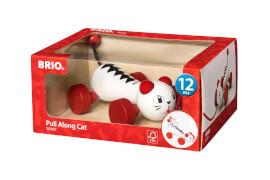 BRIO 63018700 Nachzieh-Katze