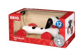 BRIO 63040400 Nachzieh-Dalmatiner D