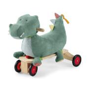 Sterntaler Roller-Toy Kuschelzoo Konrad