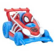 Spidey - Rückzieh Fahrzeug, sortiert