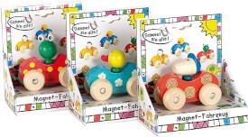 Beeboo Magnet-Fahrzeug, sortiert