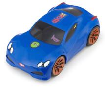 Touch n' Go Racers - Blauer Sportwagen