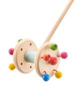 Selecta Roller, Schiebefigur,10 cm
