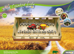 Country Life Boxenlaufstall für siku