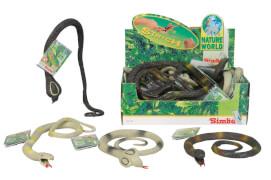 Simba Stretch Schlangen, 4-sortiert.