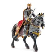 Schleich Eldrador 70115 Drachenritter König zu Pferd