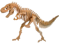 Weico Holzbausatz Museumslinie Tyrannosaurus Rex