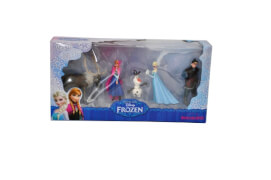 Bullyland Walt Disney Frozen - Die Eiskönigin Mini, 5er Box