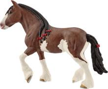 Schleich Farm World Pferde - 13809 Clydesdale Stute, ab 3 Jahre