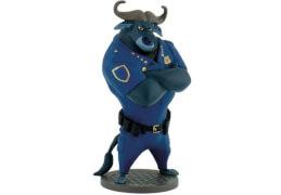 Bullyland Walt Disney Zoomania Chief Bogo Spielfiguren