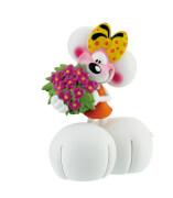Bullyland Diddlina mit Blumen Spielfigur