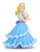Papo 39125 Prinzessin mit Katze, blau