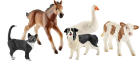 Schleich Farm World 42386 Farm Word Tier-Mix