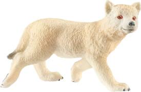 Schleich Wild Life - 14804 Arktisches Wolfsjunges, ab 3 Jahre