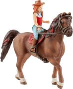 Schleich Horse Club 42411 Hannah & Cayenne