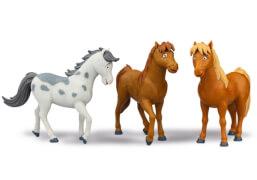 Ponyset, Bibi & Tina
