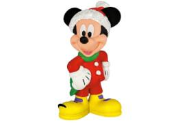 Bullyland Walt Disney Micky Weihnachten, ab 3 Jahren.