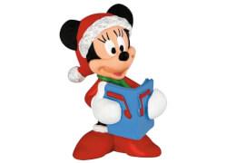 Bullyland Walt Disney Minnie Weihnachten, ab 3 Jahren.