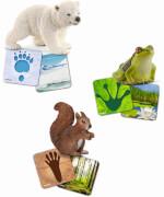 Schleich 42474 Schleich® Lernkarten Wild Life