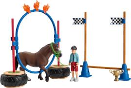 Schleich 42482 Pony Agility Rennen