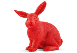 Schleich Farm World 72139 Red Rabbit