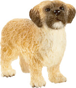 Schleich Farm World 13931 Shih Tzu Malteser Mix - User Voted Animal