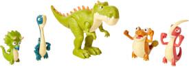 JAKKS Pacific Gigantosaurus 5 Figuren Pack
