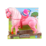 TOITOYS HORSES Paradiespferd beige in offenem Karton