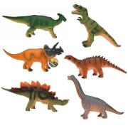 TOITOYS WORLD OF DINOSAURS Dino mittel, 6-fach sortiert