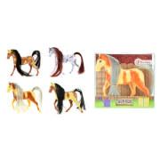 TOITOYS HORSES Minipferd 8,5cm im Karton, 5-fach sortiert