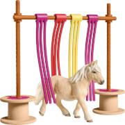 Schleich Horse Club 42484 Pony Flattervorhang
